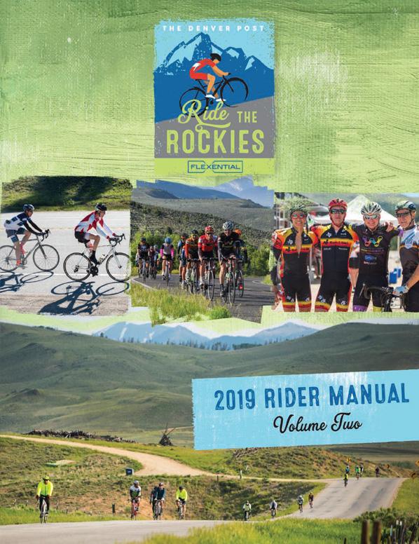 RIDER MANUAL | Ride The Rockies