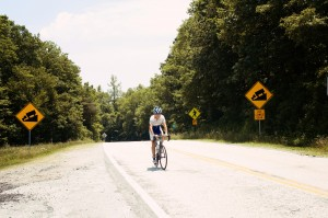 Every weekend, cyclists from Atlanta flock to the N.GA mountains for training.