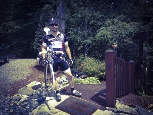 After placing 69th at the 2012 Blood, Sweat & Gears in Valle Crucis, NC