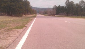 Spic and span. Some of the cleanest roads you'll ride anywhere.