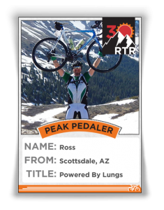 Vote for Powered By Lungs by liking or commenting on this pic (or using hashtag #lungs and #ridetherockies on Twitter or Instagram).