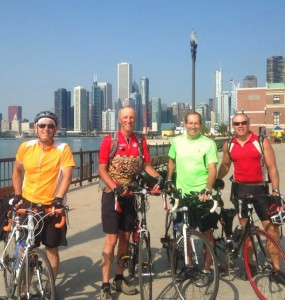 Chicago is best seen from the saddle of a bicycle