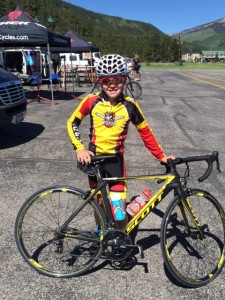 Nick Leuenhagen is twelve years old and is proud to be from Boise, Idaho.