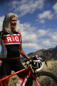 """Riding with Purpose"" Jersey Girl retired in Albuquerque"